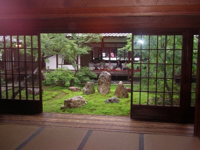 Temple Kennin Ji à Kyoto