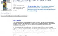 Parution : Deux revues, Les Cahiers dynamiques (PJJ) et Empan