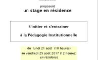 Le stage PI 2017 du CÉEPI